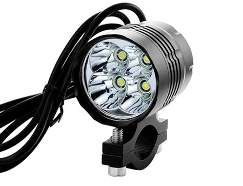 Motorcycle Led Driving Lights by Motorcycle Led Driving Lights Cree T6 Led 3000lm