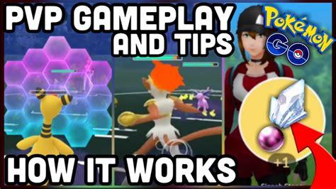 Pvp Gameplay & Tips For Pokemon Go
