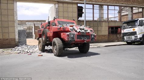 armored hummer top gear is this the world 39 s most unstoppable vehicle 39 marauder