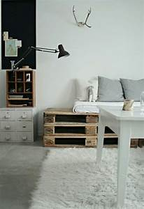 Sofa Aus Paletten Selber Bauen : m bel aus paletten ~ Michelbontemps.com Haus und Dekorationen