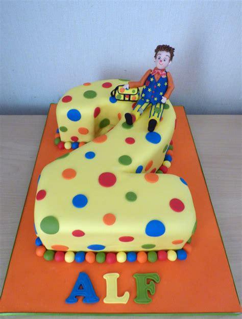 tumble number  birthday cake susies cakes