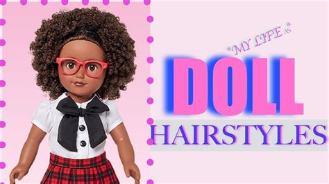 Hairstyle For My Life As Doll.