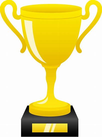 Clipart Animated Winner Trophy Library Cliparts Clip