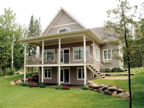 walkout ranch home plans Google Search Building our