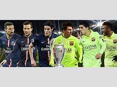 PSG 13 Barcelona UEFA Champions League final score sees