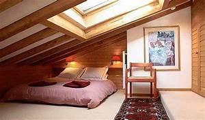 Schreibtisch Im Schlafzimmer : m chten sie ein traumhaftes dachgeschoss einrichten 40 tolle ideen ~ Frokenaadalensverden.com Haus und Dekorationen