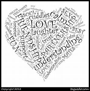 how to make personalised word art pictures love heart With personalised word art template