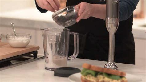 kitchenaid pro  cordless hand blender