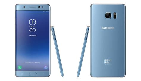 galaxy note 7 fan edition galaxy note fan edition launched with smaller