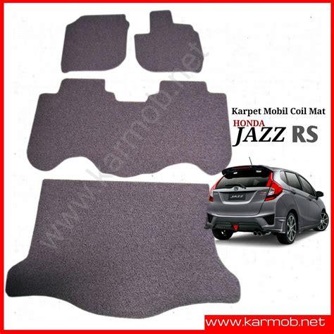 Jual Karpet Bagasi Mobil jual karpet mobil honda jazz rs plus bagasi di lapak