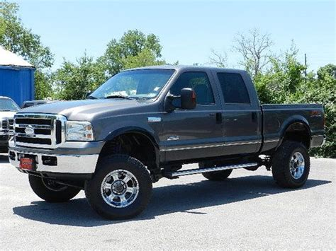 Purchase used 2006 Ford F250 4X4 Lifted Lariat FX4 Off