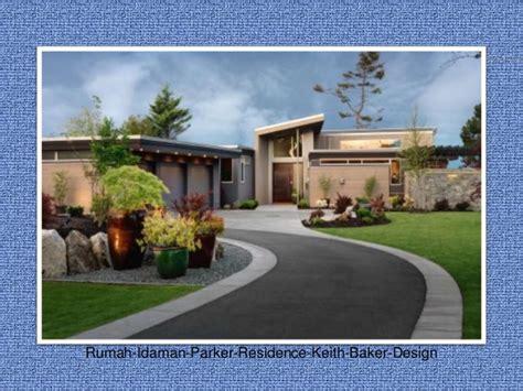gambar desain rumah idaman  rumah impian