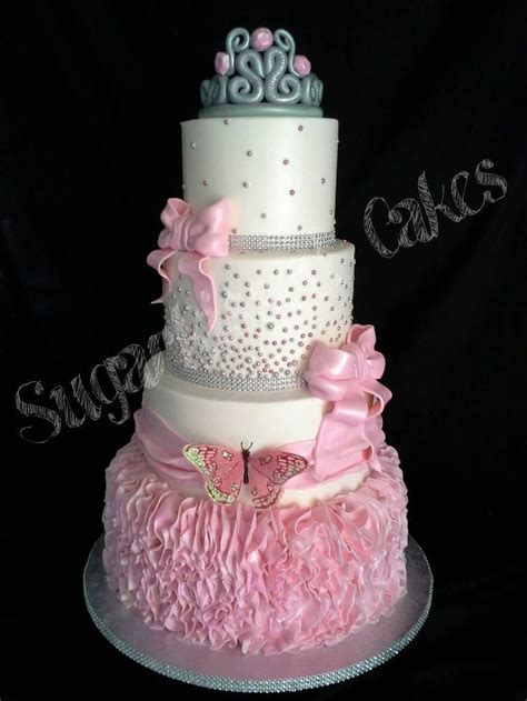 images  quinceanera cakes  pinterest