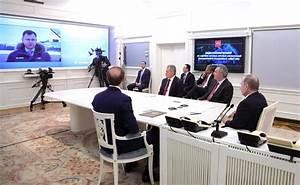 Videoconference with Russian Aircraft Corporation MiG ...