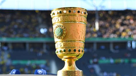 Runde (sonntag, 18.30 uhr) 11.00 uhr: DFB-Pokal: Auslosung der 1. Runde im Live-Ticker | Fußball