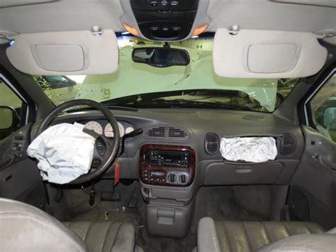 automotive repair manual 2000 chrysler town country navigation system sell 2000 chrysler town country speedometer trim dash bezel 2571244 motorcycle in garretson