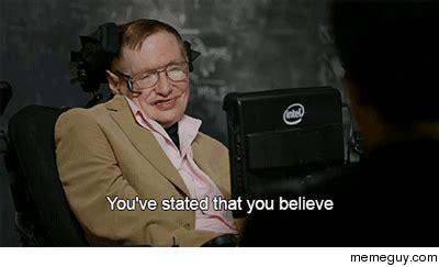 John Oliver Memes - stephen hawking and john oliver meme guy