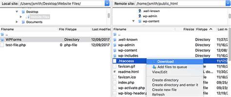 ftp  upload files  wordpress  beginners