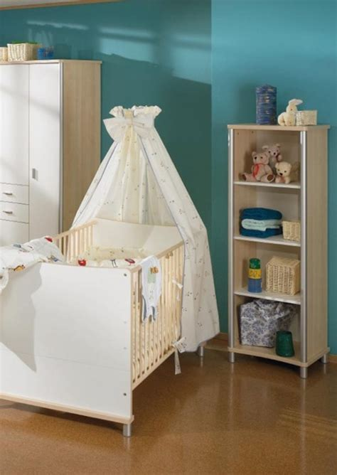 ideas  el dormitorio del bebe por paidi interiores