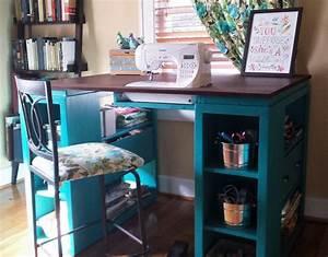 Doppel Schreibtisch Ikea : die besten 25 n hschreibtisch ideen auf pinterest handarbeiten tisch bastelzimmer ~ Markanthonyermac.com Haus und Dekorationen