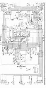 Ford Cortina V6 Workshop Wiring Diagram