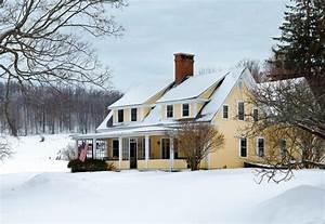 A Vermont Farmhouse Evolves Over Time Restoration
