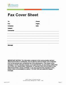29 free printable fax cover sheet templates for Fax cover sheet