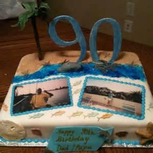 90th Birthday Dad Cake Ideas