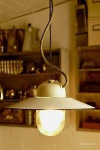 Lampe Industrial Style : lampe f r unser gartenhaus karin urban naturalstyle ~ Markanthonyermac.com Haus und Dekorationen