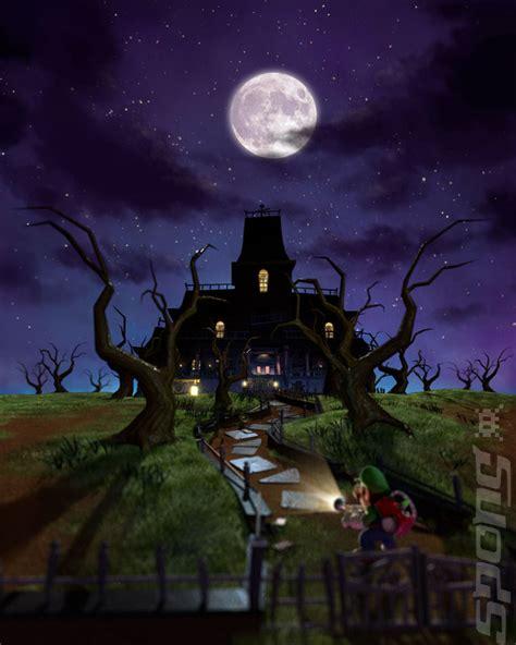 artwork images luigis mansion  dsds