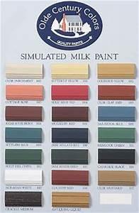 Milk Paint Historic Milk Colors Old House Web