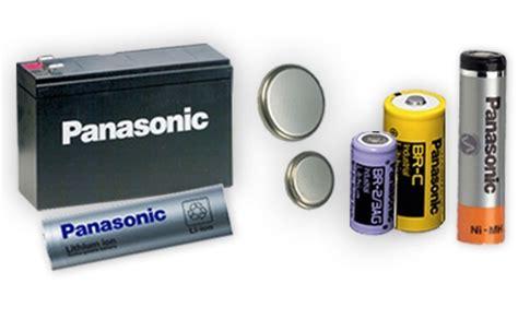 Batteries  Rechargeable & Nonrechargeable Panasonic