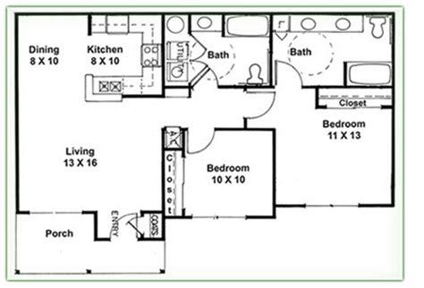 2 bed 2 bath floor plans duplex plans 2 bedroom 2 bath studio design gallery