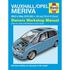 free online auto service manuals 1995 mazda rx 7 navigation system vauxhall meriva workshop manual ebay