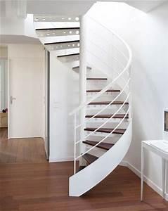 Escalier En Colimaçon : escalier colima on escalier droit lequel choisir ~ Mglfilm.com Idées de Décoration