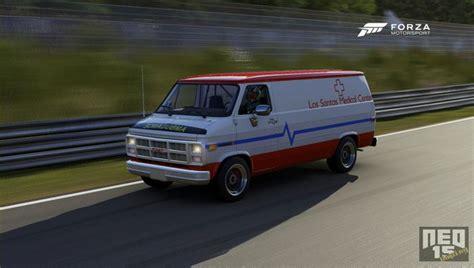 gta  ambulance replica
