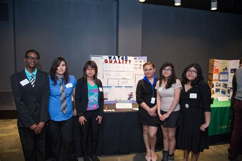 Maybe you would like to learn more about one of these? High School Students Address Real-World STEM Problems in...