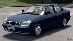 Daewoo Nubira Ii Sedan S Pl 2000 For Gta 4