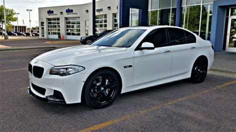 535i Horsepower by 2013 Bmw 535i Xdrive M Sport 3 0l I 6 Turbo Fully