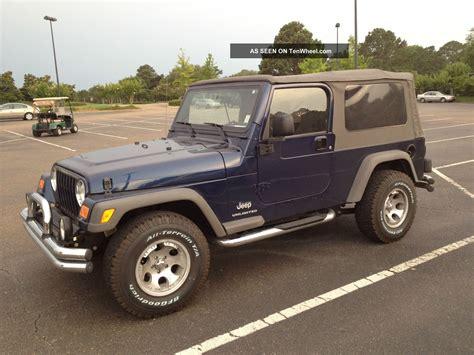 wrangler jeep 2 door 2005 jeep wrangler unlimited sport utility 2 door 4 0l