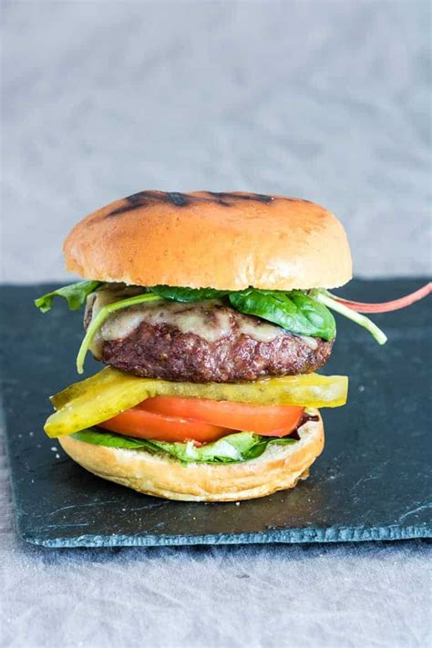 fryer hamburgers air frozen juicy grill let recipesfromapantry burger gluten version easy treats talk awesome these