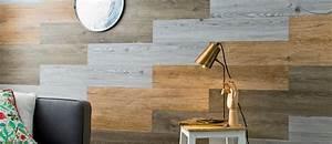 Revetement Bois Mural : wandbekleding gx wall grosfillex ~ Melissatoandfro.com Idées de Décoration