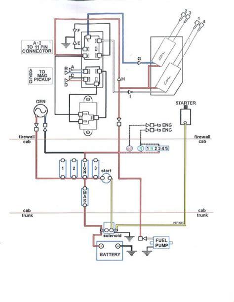 Car Wiring Diagram For Alternator And Starter by Gm Wiring Diagram Legend Bookingritzcarlton Info