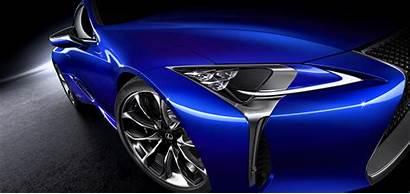 Lexus Lfa Lc Sports Concept Performance Wheel