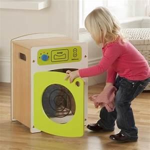 Lave linge Cuisine pour enfants en bois contemp Achat / Vente maison ménage Cdiscount