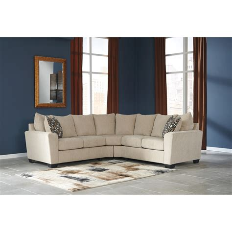 Benchcraft By Wixon 2 Corner Sectional With