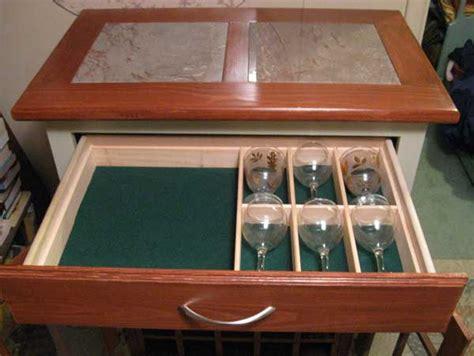 Shot Glasses Storage Box Ref. 120-35