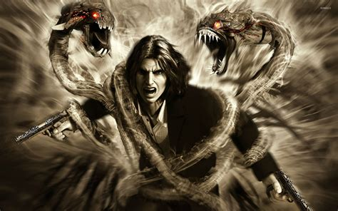 The Darkness Ii Wallpaper Game Wallpapers 14341