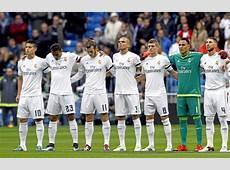 Valora a los jugadores del Real Madrid Marcacom