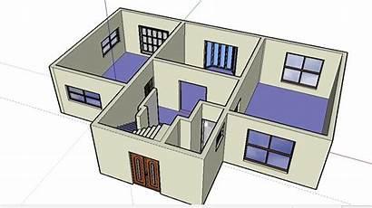 Sketchup Plan Floor Plans Google Software Doors